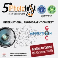 APPLICATIONS TO THE PHOTOGRAPHY CONTEST ON MIGRATION STARTED